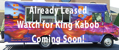King Kabob food truck coming to Atlanta soon!