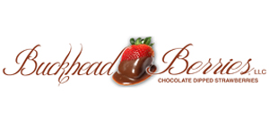 Buckhead Berries  is not just  a chocolate strawberry�It is a delicacy wrapped in luxurious chocolate, a light sweet crunch, combined with a blend of International nuts that exuberates the tastebuds.