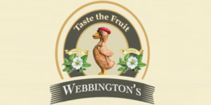 Webbington's was started in August 2012 and is currently a mom and pop artisanal maker of all natural jams, jellies, and preserves.  Our product is made from fruits (or vegetables), cane sugar, raw honey, a squeeze of lemon juice, pectin and that's it