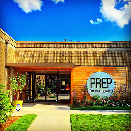 PREP Shared Kitchen, Food Truck Commissary Kitchens Expansion