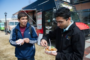Atlanta Food Trucks - GA Tech Students