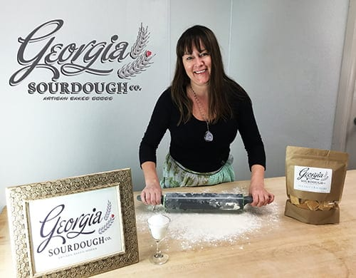 Georgia Sourdough Crackers Specialty Food Producer