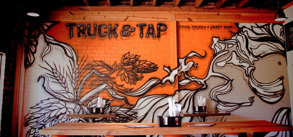 Truck and Tap, Woodstock, GA