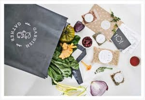 Garnish and Gather Meal Kits, Meal PREP
