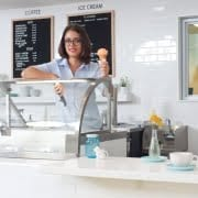 Queen of Cream Specialty Ice Cream Producer Graduates from PREP