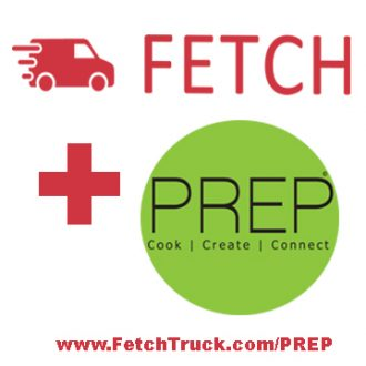 Fetch Truck Rental at PREP