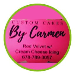 Cakes By Carmen PREP Atlanta Members