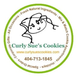Curly Sues cookies