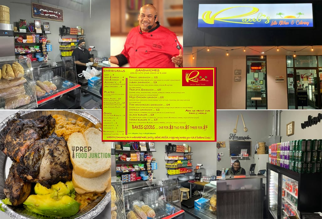 Rauls Latin Kitchen Restaurant at PREP Food Junction